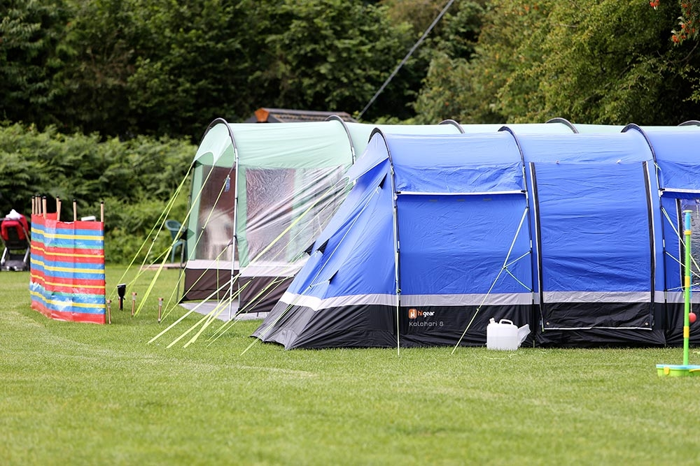 Camping hook up europe