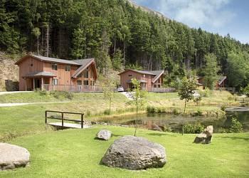Penvale Lake Lodges, Llangollen,Denbighshire,Wales
