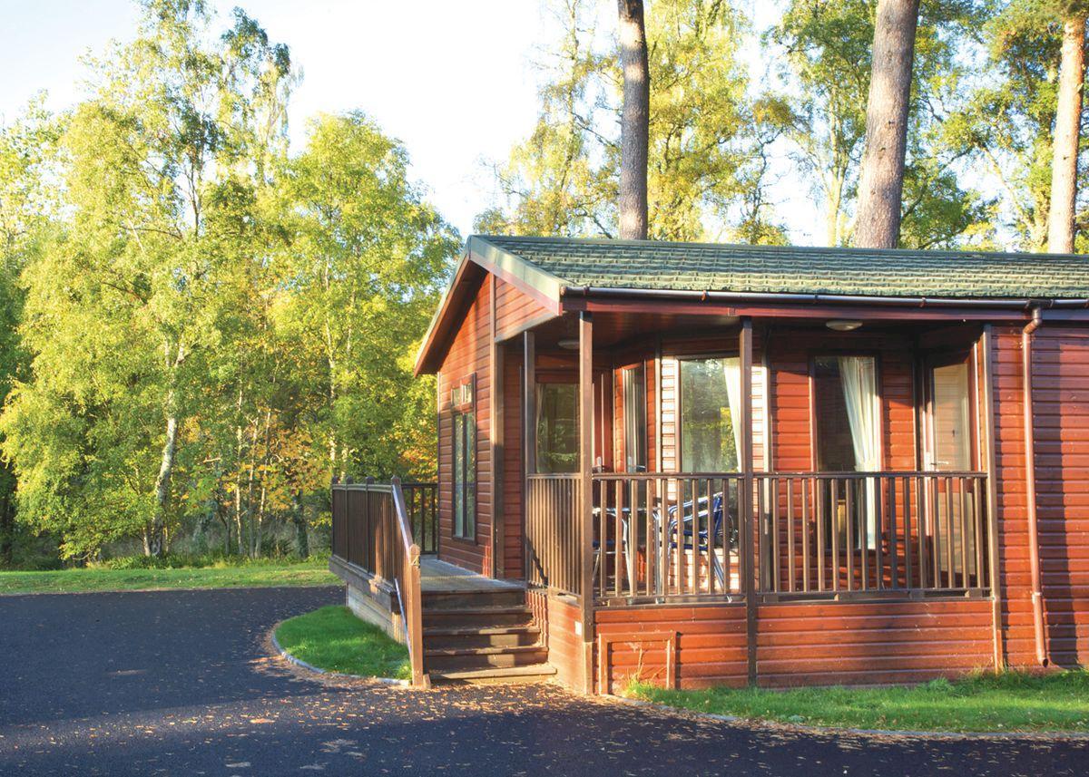 Royal Deeside Woodland Lodges