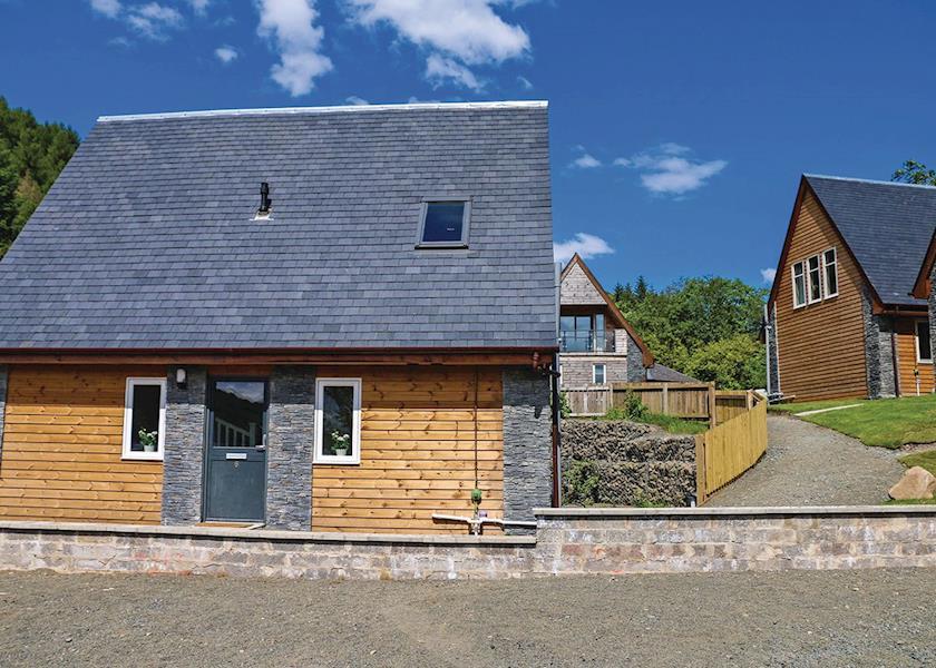 Balmaha Lodges, Stirlingshire,Stirlingshire,Scotland