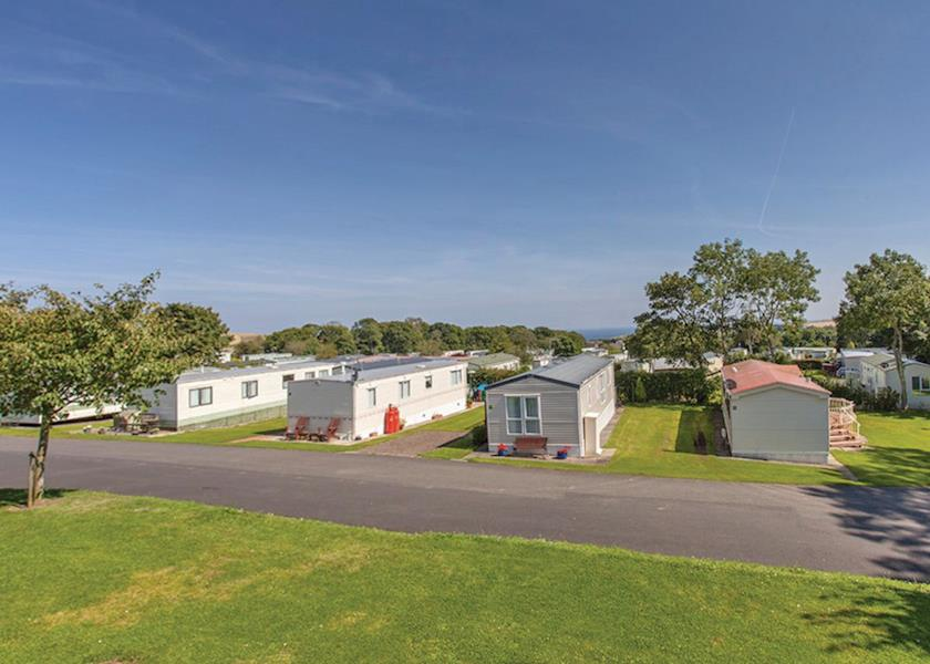 Coldingham Bay Leisure Park, Coldingham,Berwickshire,Scotland