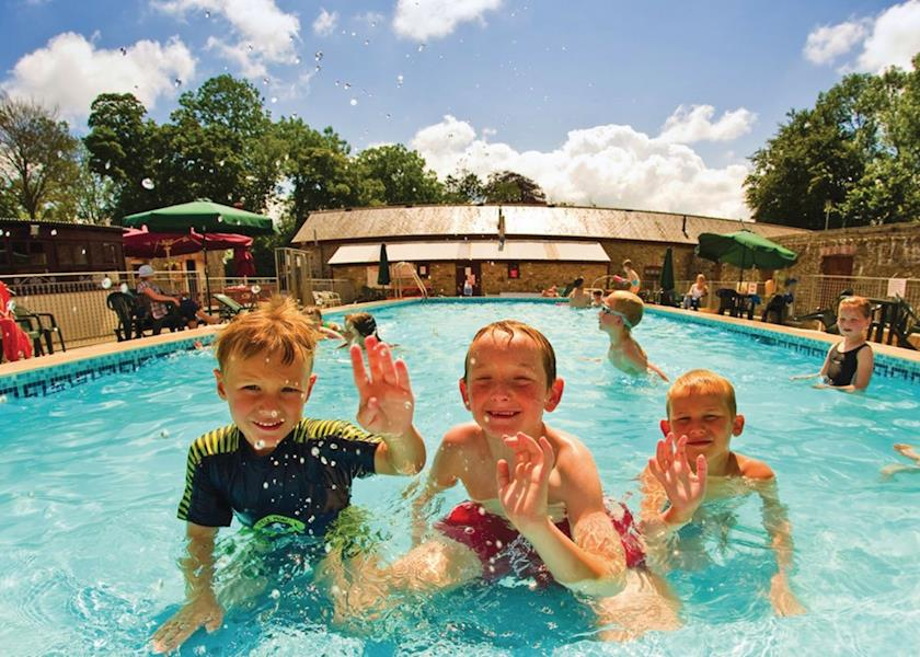 Grondre Holiday Park, Narberth,Pembrokeshire,Wales