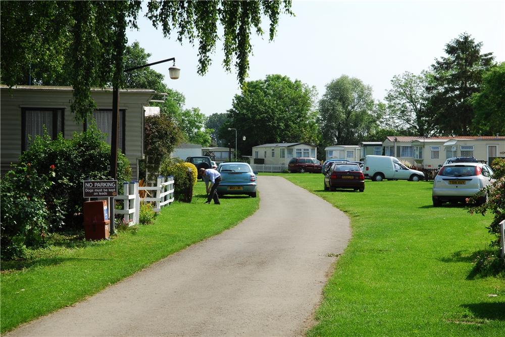 Cogenhoe Mill Holiday Park, Northampton,Northamptonshire,England