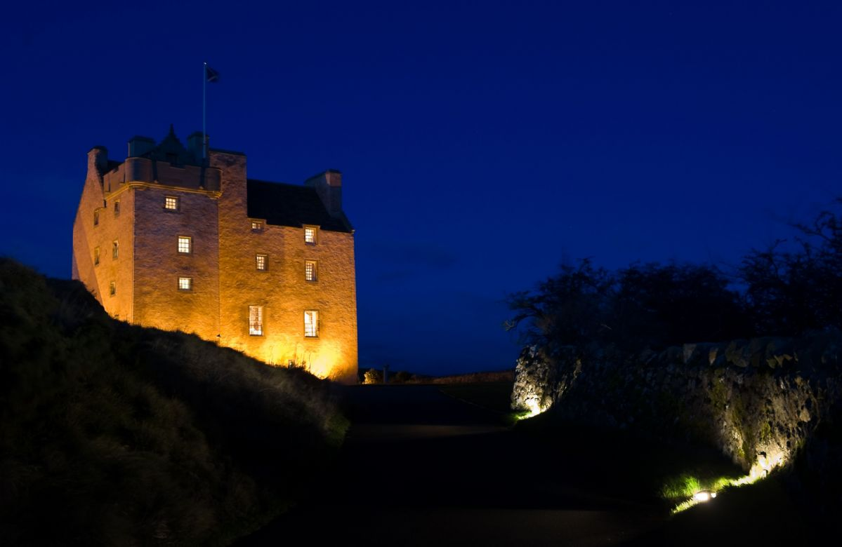 Fenton Tower a british holiday cottage for 13 in ,