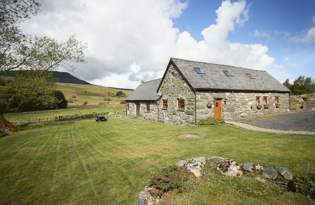 Llyn Golygfa a british holiday cottage for 6 in ,