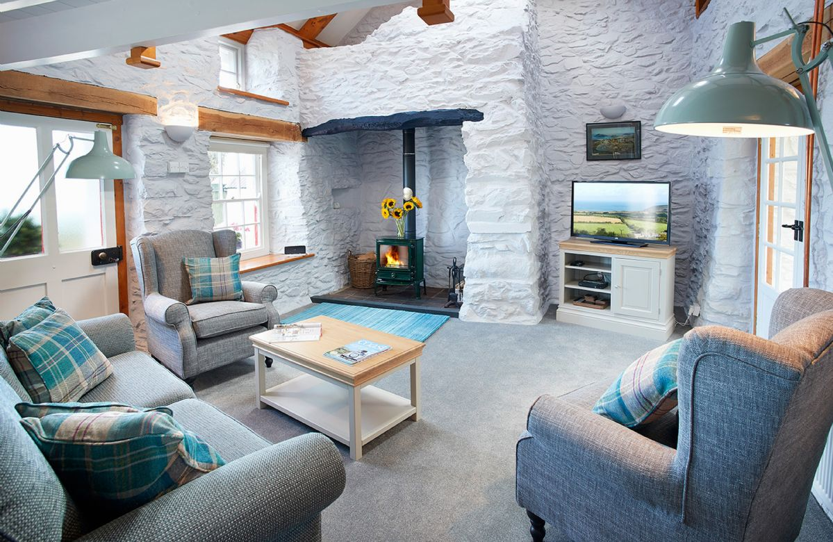 Rhiwelli a british holiday cottage for 4 in ,
