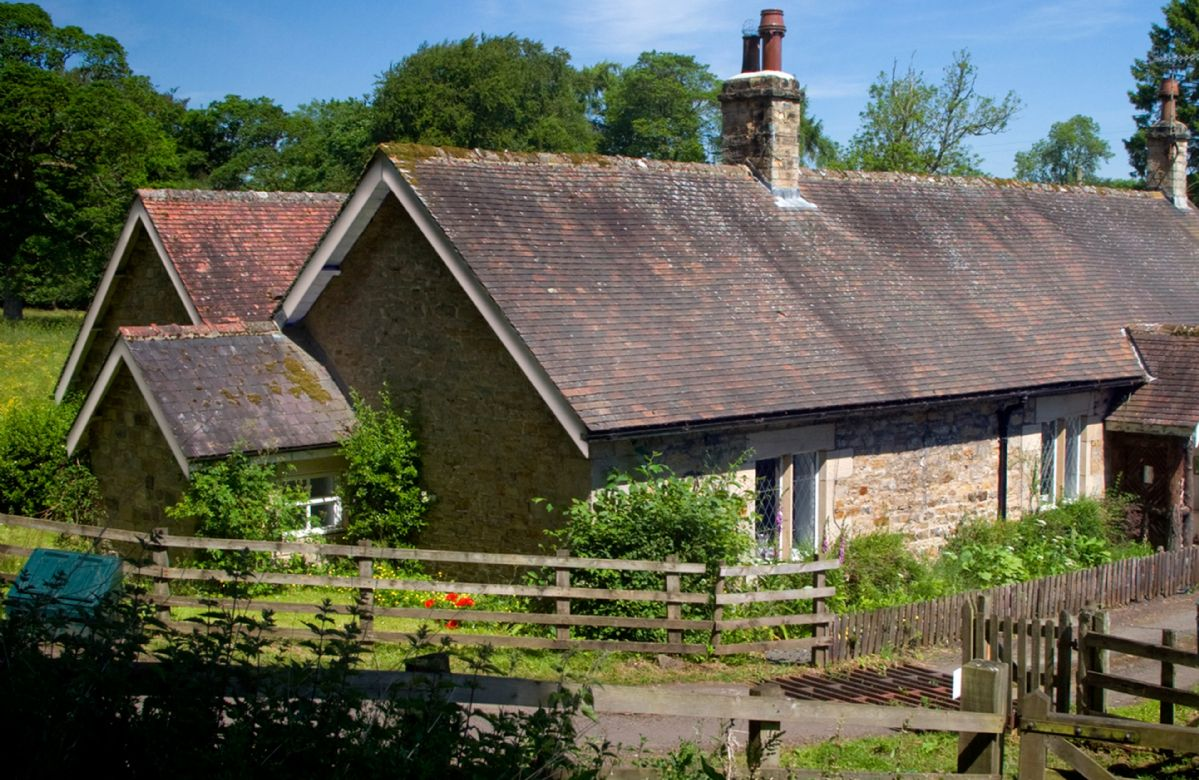 Click here for more about Haughton Castle - Garden Cottage