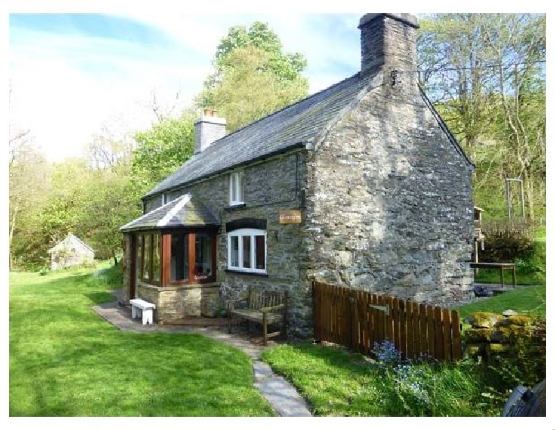 Glanrafon a british holiday cottage for 5 in ,