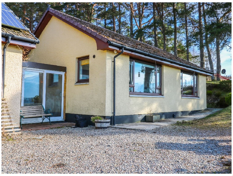 Alba Ben View a british holiday cottage for 4 in ,