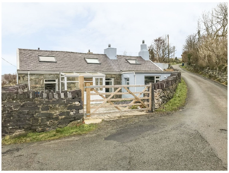 Snowdon View a british holiday cottage for 6 in ,