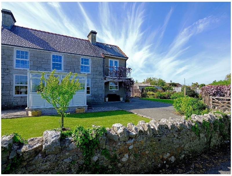Seiriol View a british holiday cottage for 6 in ,