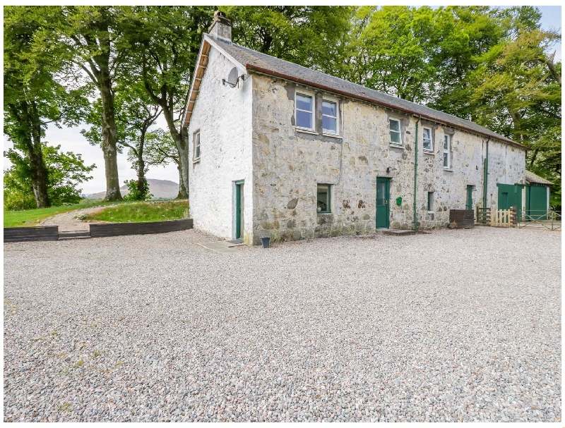 Camisky Steading a british holiday cottage for 6 in ,