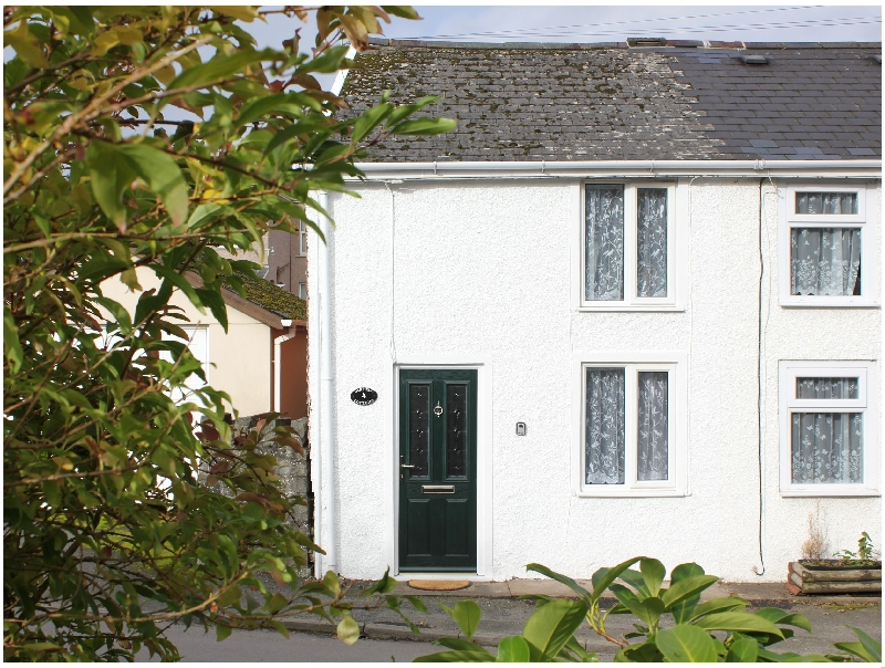 Click here for more about 4 Oakfield Cottages